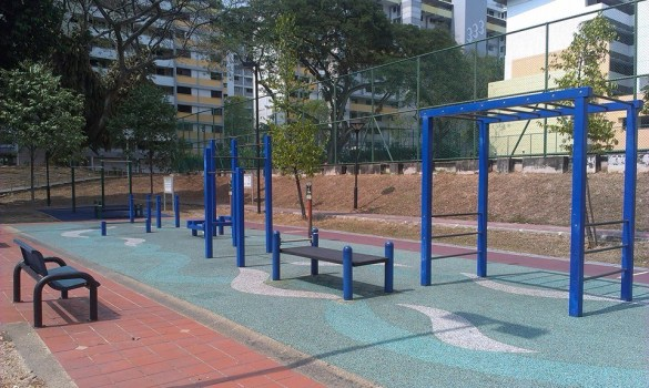 fitness corner 2