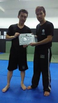 Krav Maga certified