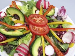 Healthy food for healthy body